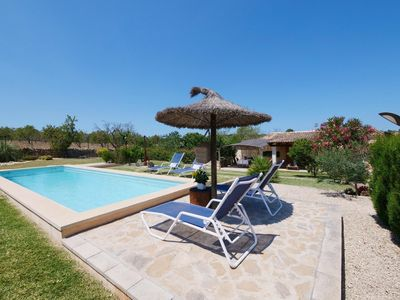 Photo for Experience relaxing and peaceful days away at Finca Barranc amidst beautiful Mal