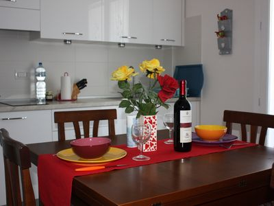 Photo for Apartment HANS PFRIEM ideal for families with up to 2 children