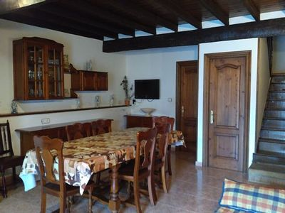 Photo for Self catering cottages El Coteru for 7 people