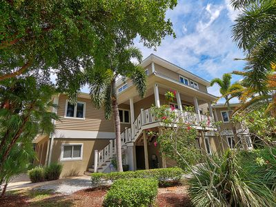 Photo for Spacious Sanibel Home One Block From The Beach - CJ's Beach House