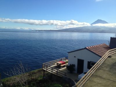 Photo for 2BR House Vacation Rental in Faial Island, Horta Azores
