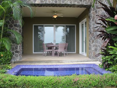 Photo for Romantic Getaway: Premium Ocean View Condo - Private Plunge Pool