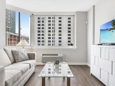 Photo for Spacious Studio | Steps to PATH | Jersey City Waterfront by GLS