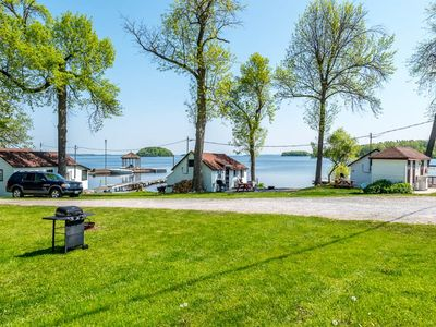 Photo for Plank Road Cottages & Marina - 3 Bdrm - Rice Lake - Gore's Landing