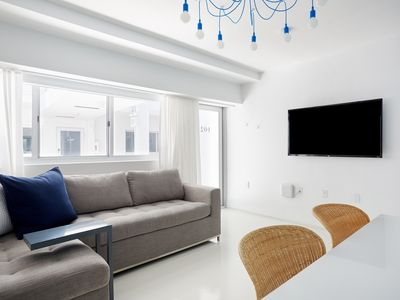 Photo for Sonder | Collins Ave |  Pristine 1BR + Rooftop