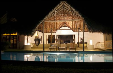 Photo for Beach front paradise; luxury villa -affordable rate. Perfect, relaxing escape!