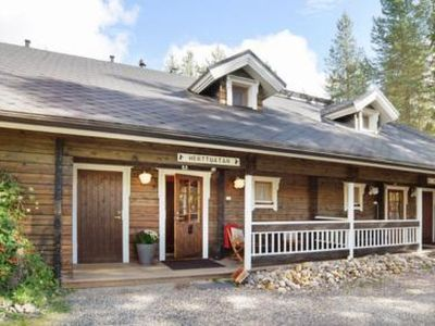 Photo for Vacation home Herttuatar in Sotkamo - 10 persons, 3 bedrooms