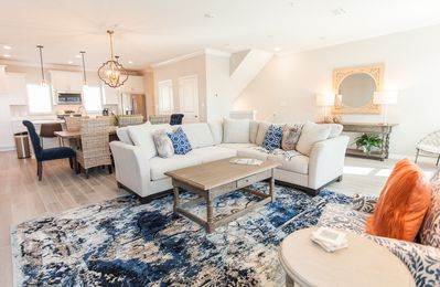 Photo for LOST THEN FOUND, Beach Elegance with Coastal Living.