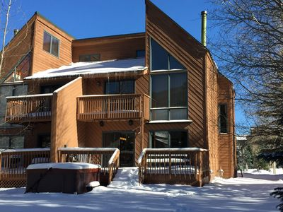 Photo for Family friendly Frisco duplex ideally located in Summit county