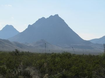 Emory Peak, Big Bend National Park, TX, USA