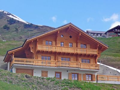 Photo for Lovely apartment for 10 guests with WIFI, TV, balcony and parking