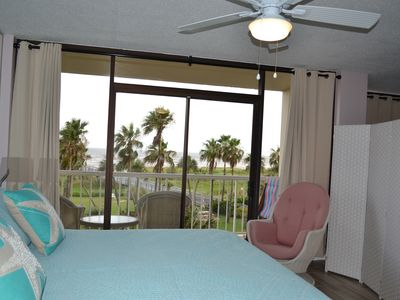 Property is right on the Beach with a Heated Pool