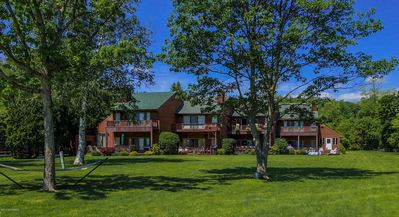 Photo for Lake George LAKE FRONT town home - Hague, NY