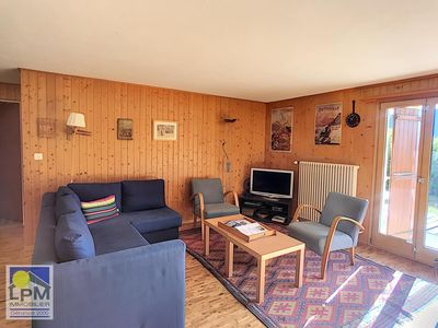 Photo for Chalet Neigeos Three-bedroom apartment (90 m2) for 4 to 8 people total renewed from July to December