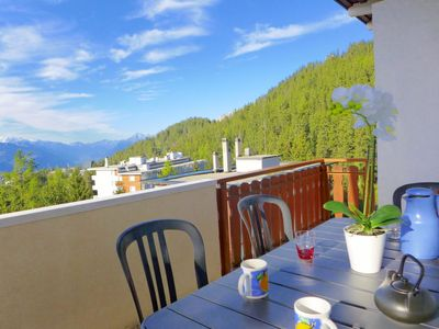 Photo for Apartment Vermala-Soleil A/B in Crans-Montana - 4 persons, 2 bedrooms