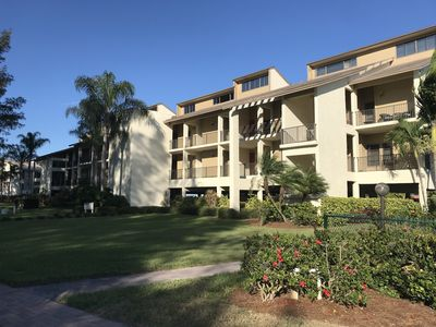 Photo for Mariners Cove #824: 4 BR / 3 BA Condo in Cortez by RVA, Sleeps 9