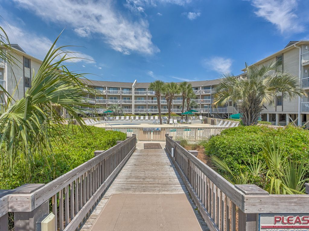 Hilton Head Oceanfront Rentals Forest Beach