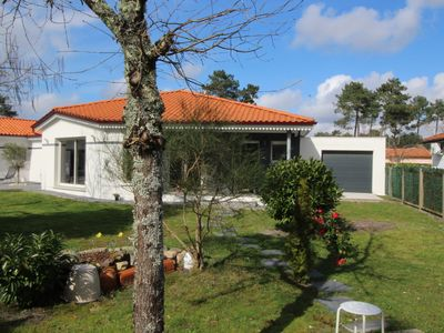 Photo for Very nice house, quiet area, close to bike paths - 8 people