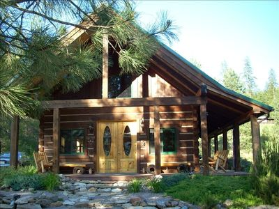 Beautiful Sloway Cabin by the Clark Fork River