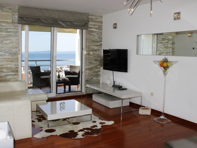 Photo for Luxury Apartment Divina - with open sea view near the best beaches in Split