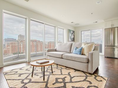 Photo for Sonder | Baltimore Place | Stylish 1BR + Gym