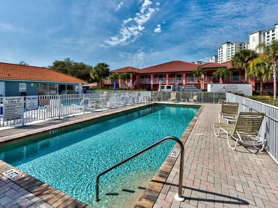 Photo for Beach Condo, Vanderbilt Beach, Walk to the Beach, Family Beach Condo!