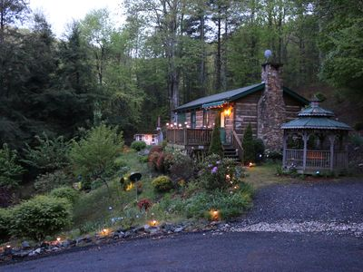 Photo for Mountain Retreat w/Beautiful Garden Views! WiFi. Gazebo. Close to town. Walking.