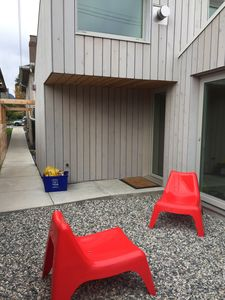 Photo for Beautiful Stand Alone fully furnished Laneway home available for monthly rentals