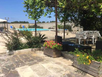 Photo for Homerez last minute deal - Nice villa with swimming-pool