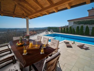 Photo for Vacation home Luka in Opatija/Kastav - 8 persons, 4 bedrooms