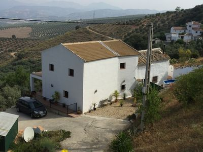 Photo for Beautiful Mountain Village House with Amazing Views, WIFI, Air-Con & Pool