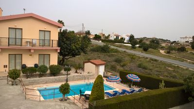 Photo for Kapsalia Villas In Walking Distance From Village Square With Sea &mountain views