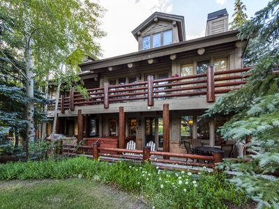Photo for Beautifully decorated! 2 Bedrms/2 Bath-View of Deer Valley-Spa-On the Bus Route