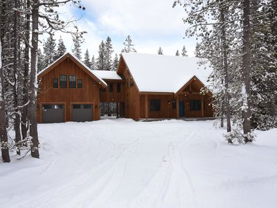 Photo for Newly Built Luxury Cabin | Close to Yellowstone | 4 Bed 5 Bath | Hot Tub!!