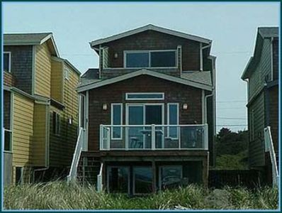 Photo for Gorgeous Ocean Front Beach House