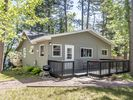 3BR House Vacation Rental in Minocqua, Wisconsin