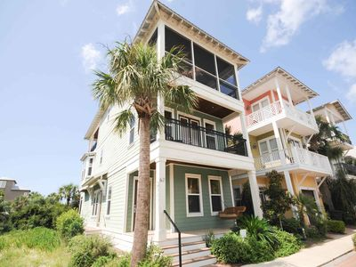 Photo for Large Decks To Relax & Enjoy Views in Seacrest! ~ Community Pool ~ Just Steps to Shops & Restaurants