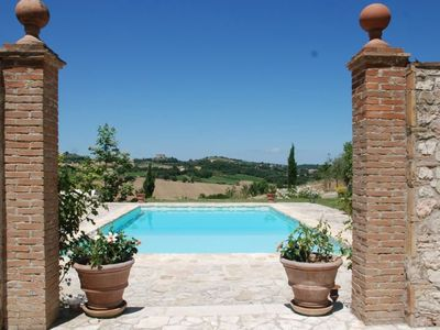 Photo for 3 bedroom Villa, sleeps 6 in Dunarobba with Pool, Air Con and WiFi