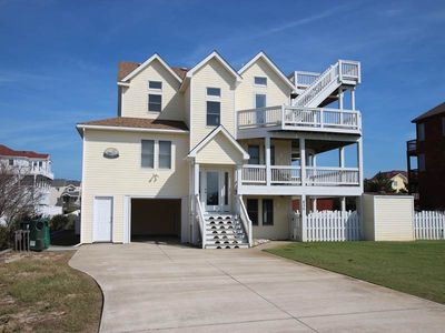 Photo for #468: OCEANSIDE Home in Corolla w/PrivatePool, HotTub & RecRm