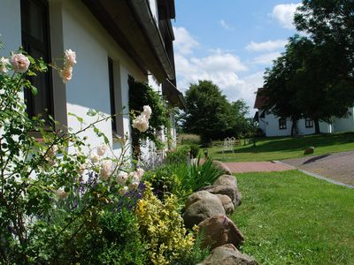 Photo for Cozy Apartment in Dargun Mecklenburg with Swimming Pool