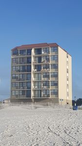 Photo for Gulf House, Awesome Beach Views, Unbeatable Location, and Completely Renovated!