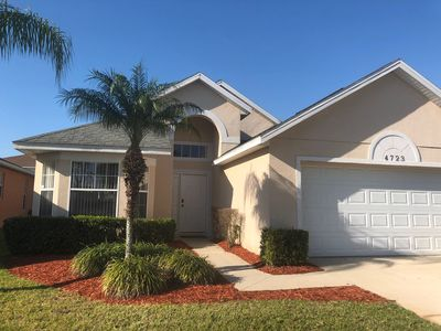 Photo for Welcome to your Villa, Fenced & Heated Pool, 4brms, 2bath; Master & Jr. Master