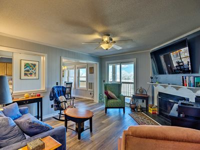Photo for NEW! Condo w/Pool Access, Right On Beech Mountain!