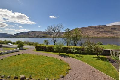 View from West Lodge Fort William - 2 bed cottage sleeps 4