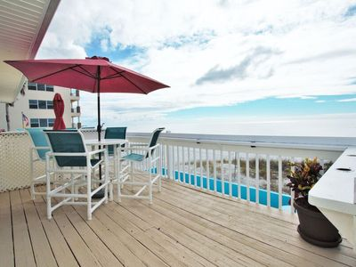 Photo for Beautiful Beach Front 1 bed 1 Bath