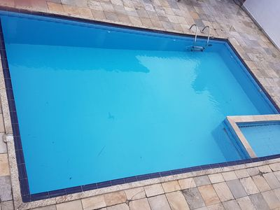 Photo for HOUSE C SWIMMING POOL 100 MTS FROM THE SEA FDS 290 A DAILY WEEK DAY AND 390 A DAILY FDS