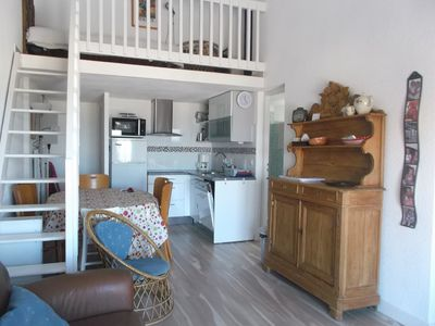 Photo for Very nice apartment type 4 Mezzanine with terrace and full view of the ocean