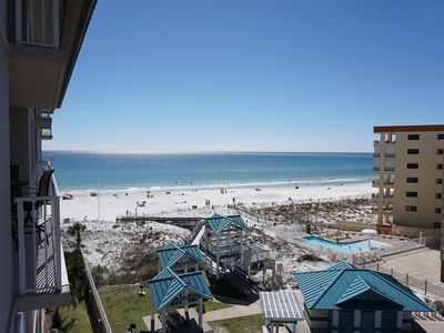 Photo for Gulf View Beach Front Condo at Ft. Walton Beach/Destin, Florida