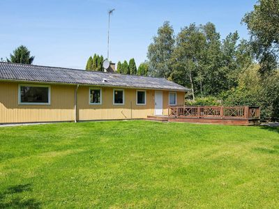 Photo for Modern Holiday Home in Zealand Denmark with Barbecue