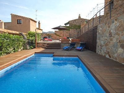 Photo for Villa for 13 people in Vila vella / Old town